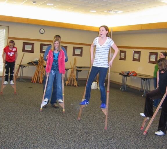 Smoky Hill Library Stilt Cinic