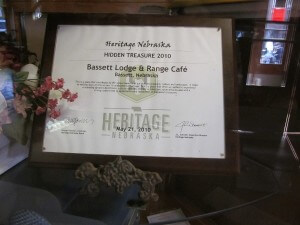 Bassett Lodge and Range