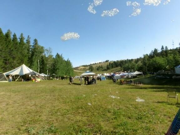 Bubbles and Bluegrass! BearTrap Summer Festival in Casper