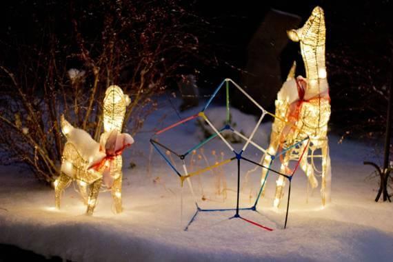 Stretch-a-Straws®  Christmas Star