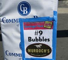 Bubble Tower Banner Murdoch's