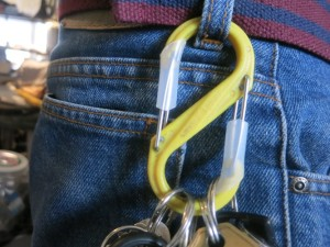 Key Ring Hack