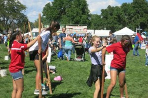 Broomfield Days 2016 - A Little Help
