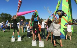 Broomfield Days 2016, bop those Bubbles