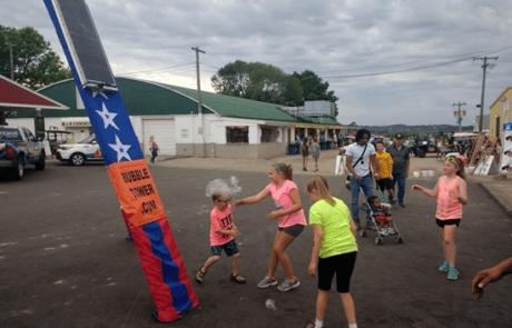 Dubuque County Fair 2018