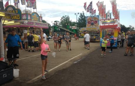 Dubuque County Fair Bubbles 2018