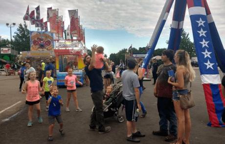 DubuqueCounty Fair 2018 and more Bubbles